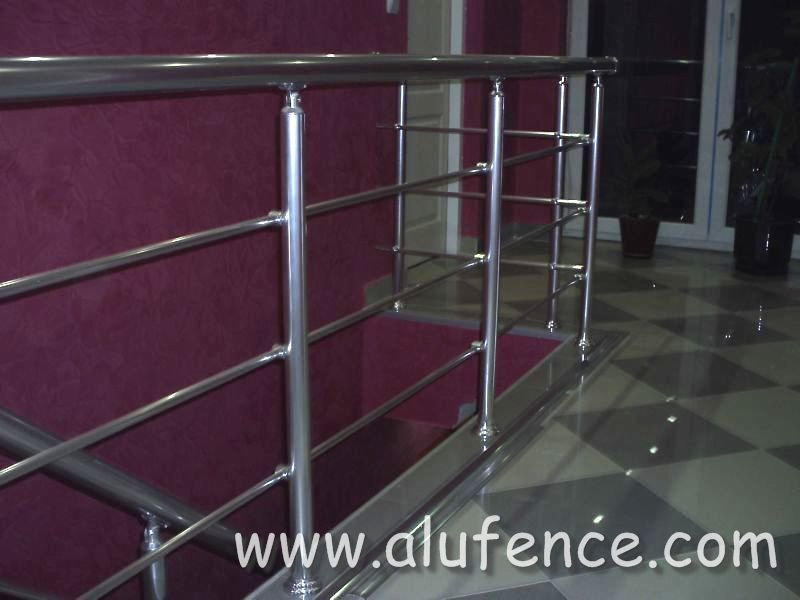 Alufence - Aluminijumske Ograde i Gelenderi 045