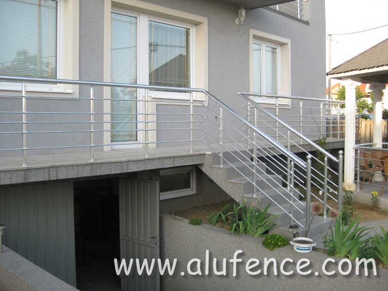 Alufence - Aluminijumske Ograde i Gelenderi 048