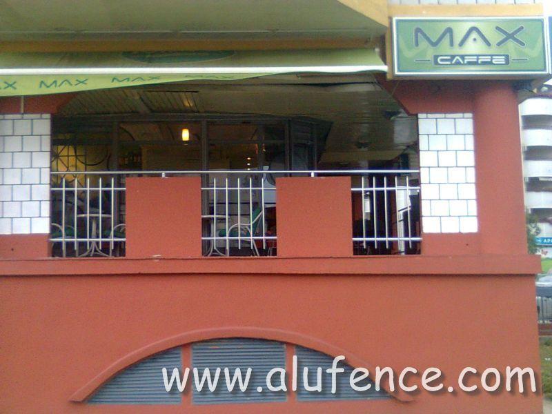 Alufence - Aluminijumske Ograde i Gelenderi 051