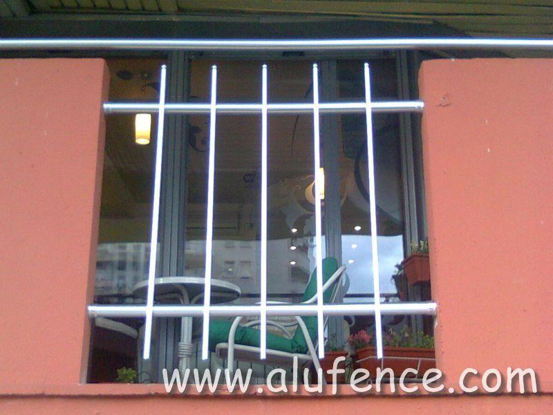 Alufence - Aluminijumske Ograde i Gelenderi 054
