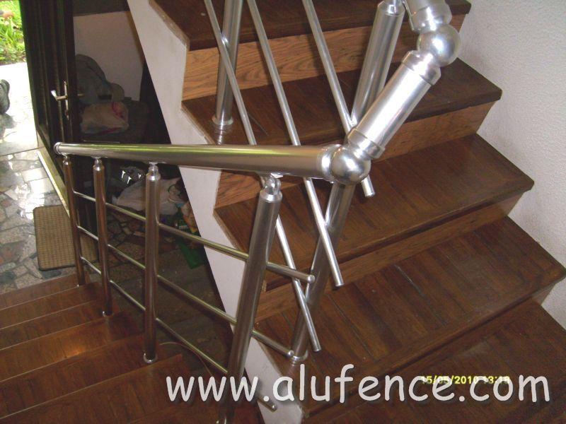 Alufence - Aluminijumske Ograde i Gelenderi 057
