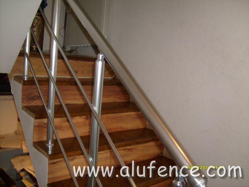 Alufence - Aluminijumske Ograde i Gelenderi 059