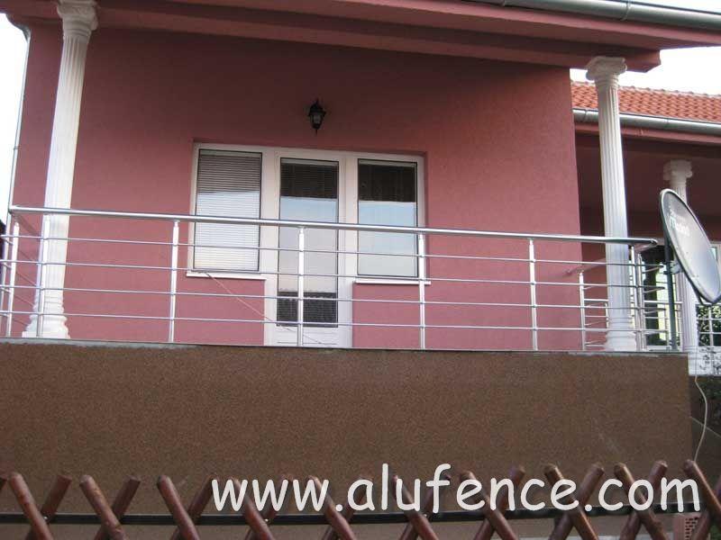 Alufence - Aluminijumske Ograde i Gelenderi 076