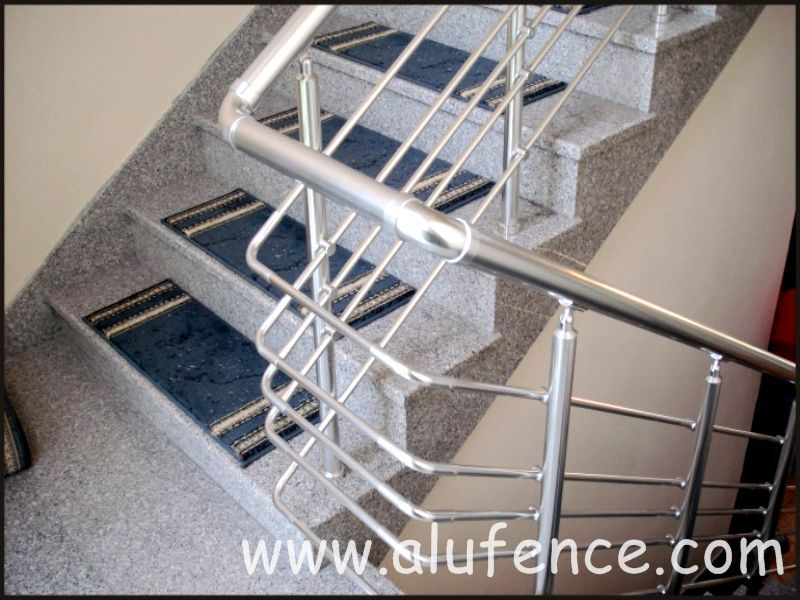 Alufence - Aluminijumske Ograde i Gelenderi 089