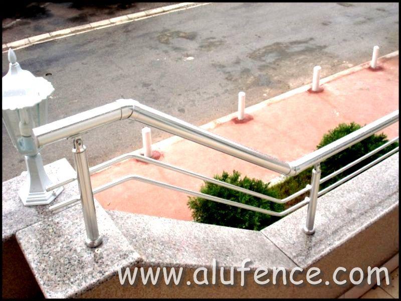 Alufence - Aluminijumske Ograde i Gelenderi 091