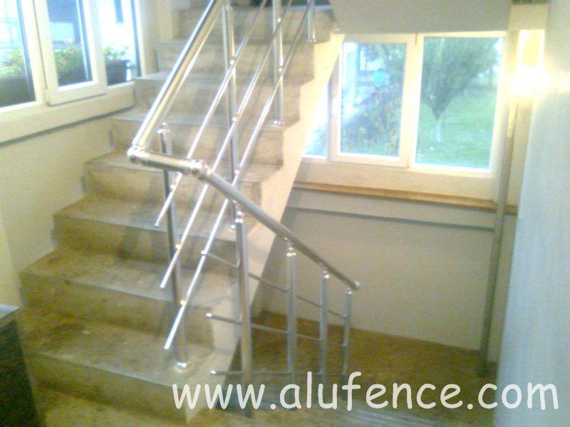 Alufence - Aluminijumske Ograde i Gelenderi 098