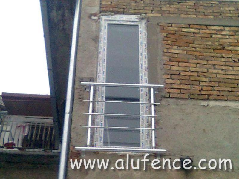 Alufence - Aluminijumske Ograde i Gelenderi 109