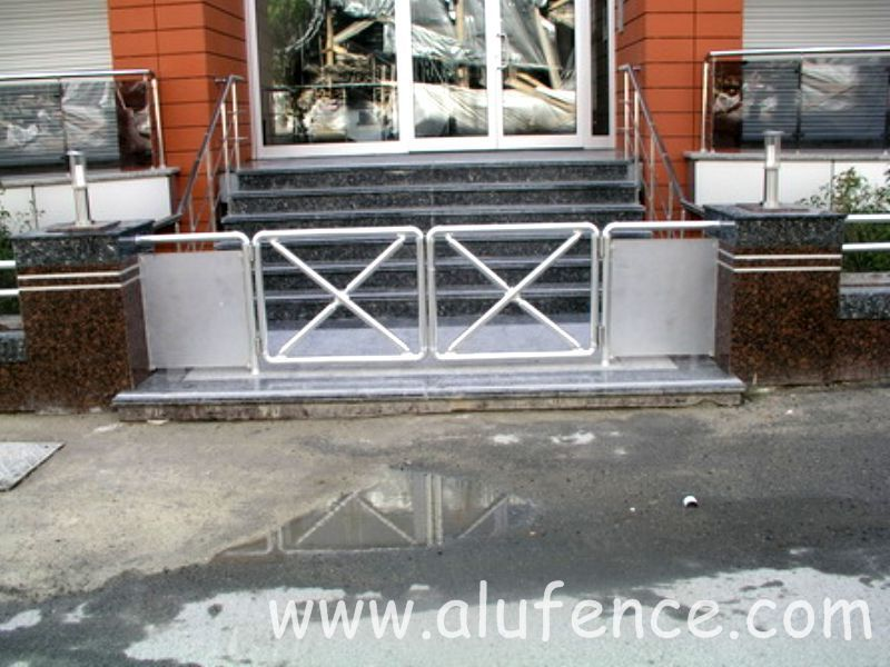 Alufence - Aluminijumske Ograde i Gelenderi 112