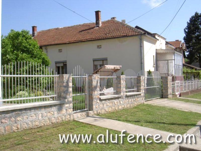 Alufence - Aluminijumske Ograde i Gelenderi 114