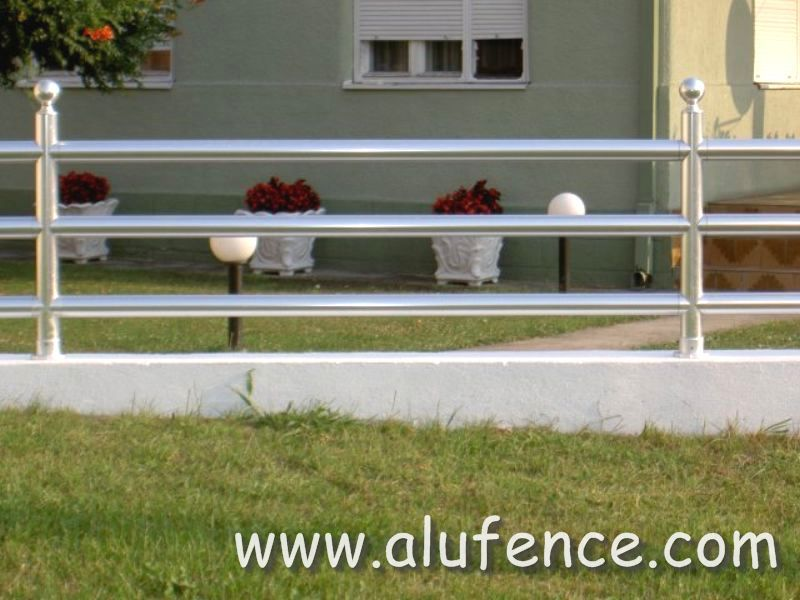 Alufence - Aluminijumske Ograde i Gelenderi 115