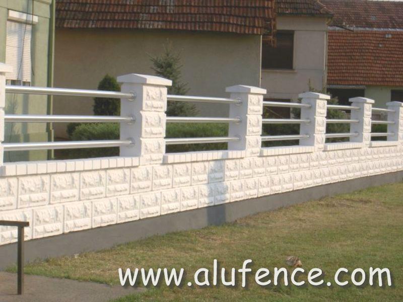 Alufence - Aluminijumske Ograde i Gelenderi 117
