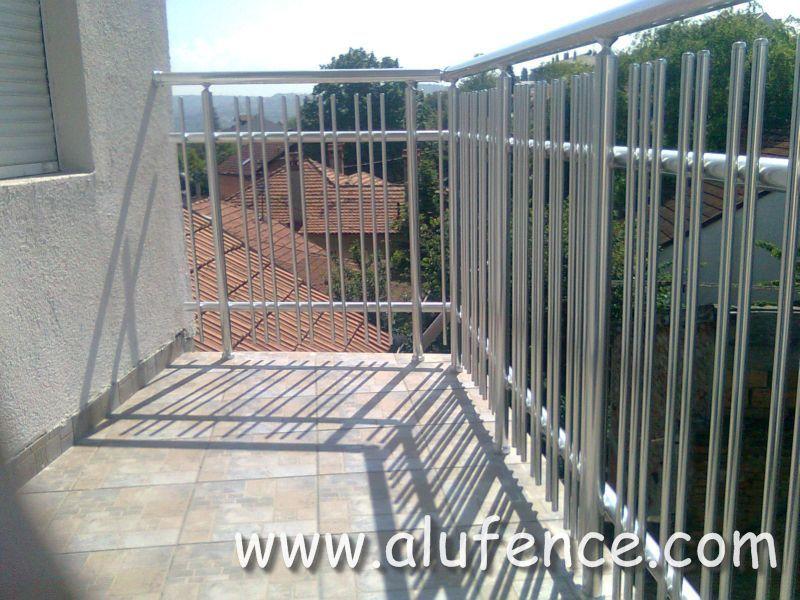 Alufence - Aluminijumske Ograde i Gelenderi 153