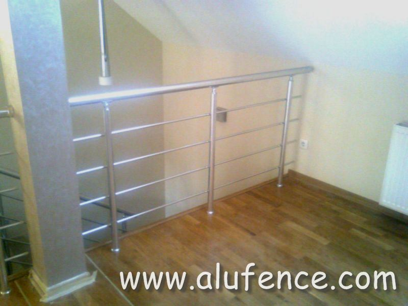Alufence - Aluminijumske Ograde i Gelenderi 163