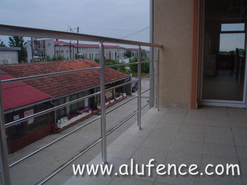 Alufence - Aluminijumske Ograde i Gelenderi 168
