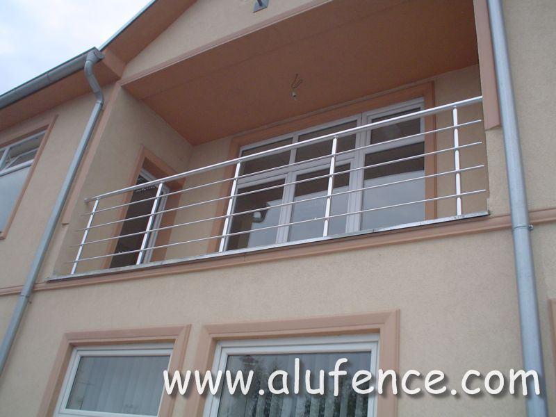 Alufence - Aluminijumske Ograde i Gelenderi 169