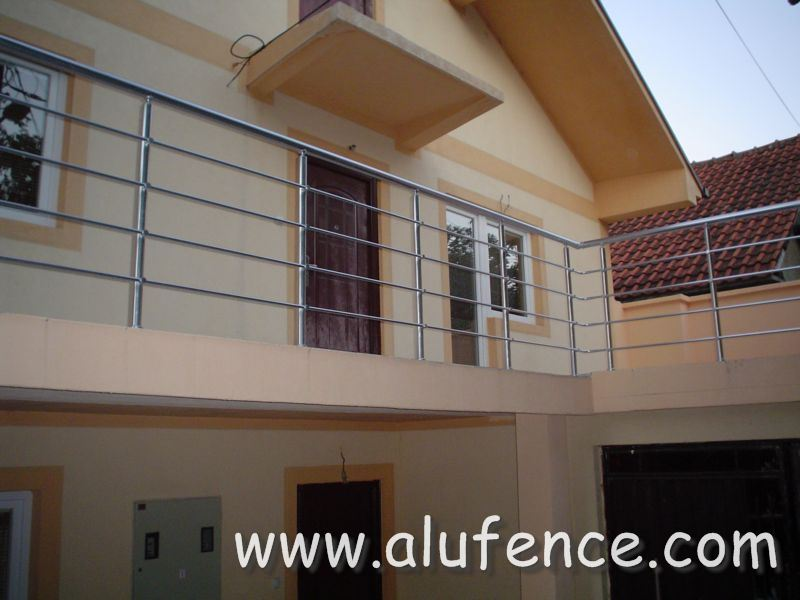 Alufence - Aluminijumske Ograde i Gelenderi 187