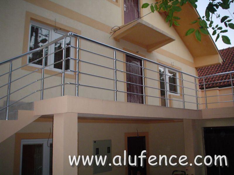 Alufence - Aluminijumske Ograde i Gelenderi 188