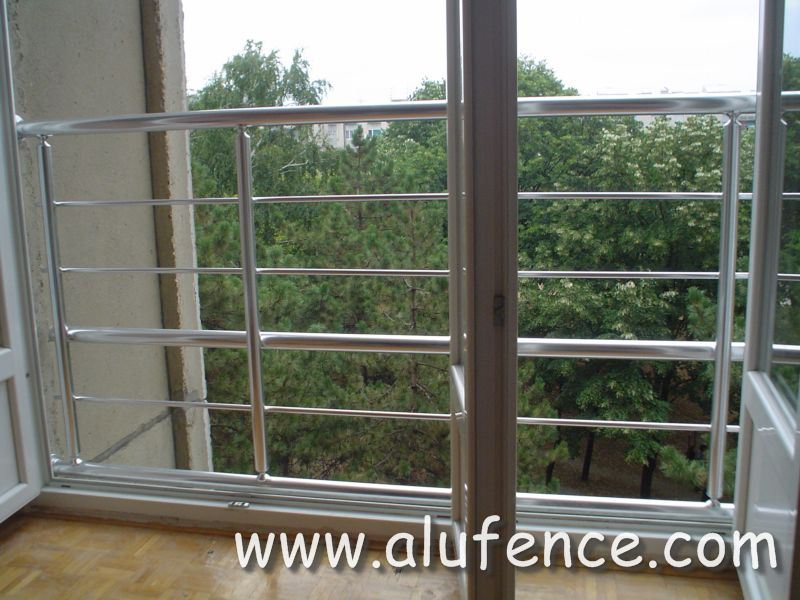 Alufence - Aluminijumske Ograde i Gelenderi 199