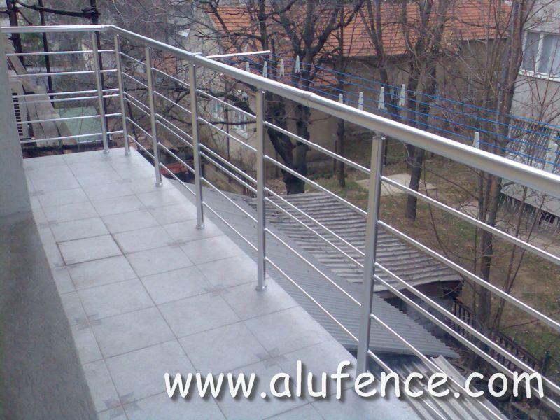 Alufence - Aluminijumske Ograde i Gelenderi 228