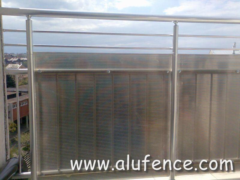 Alufence - Aluminijumske Ograde i Gelenderi 231