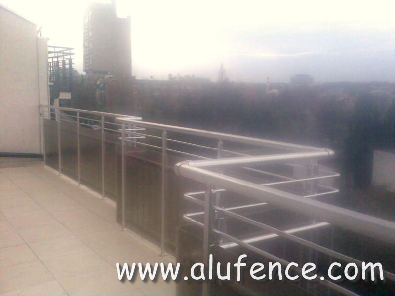 Alufence - Aluminijumske Ograde i Gelenderi 232