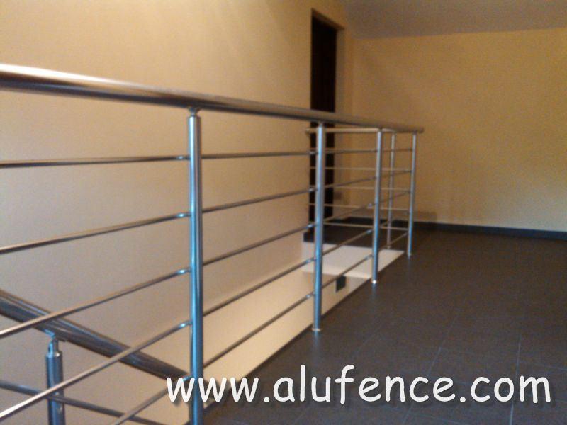 Alufence - Aluminijumske Ograde i Gelenderi 235