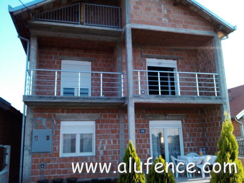 Alufence - Aluminijumske Ograde i Gelenderi 240