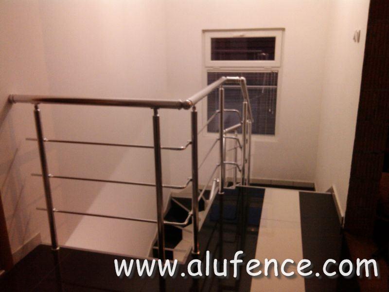 Alufence - Aluminijumske Ograde i Gelenderi 245