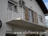 Alufence - Aluminijumske Ograde i Gelenderi 027