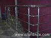 Alufence - Aluminijumske Ograde i Gelenderi 046