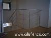 Alufence - Aluminijumske Ograde i Gelenderi 166